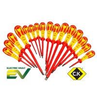 CK Dextro VDE 18 Piece Screwdriver Set