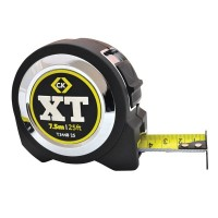 CK XT Heavy Duty Tape Measure 7.5m 25ft