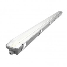 Lumineux Staunton LED Anti-Corrosive 4ft Single 19W 4000K 430197