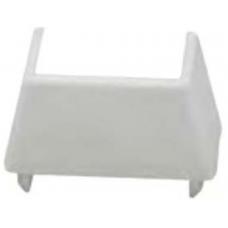 Marco MM2BA Mini Trunking Box Adaptor 25x16mm White