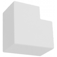 Marco MMTF75 Maxi Trunking Flat Angle 75x75mm White
