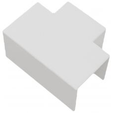 Marco MMTT50 Maxi Trunking Flat Tee 50x50mm White