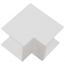 Marco MMTI75 Maxi Trunking Internal Angle 75x75mm White