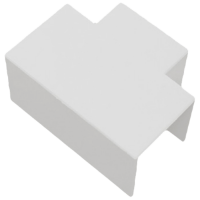 Marco MMTT100 Maxi Trunking Flat Tee 100x100mm White
