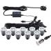 Saxby 76615 Ikon Pro Light Kit 10 x 0.75W 25mm IP67