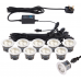 Saxby 73349 Ikon Pro Light Kit 10 x 0.75W 45mm IP67