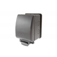 Click OA035AG Single Switched Socket 1Gang DP 13A