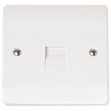 Click CMA124 Single Secondary Telephone Socket