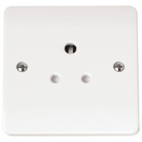 Click CMA038 Round Pin Socket 1G Unswitched 5A