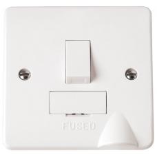 Click CMA051 Connection Unit Switched Spur & Flex Out 13A