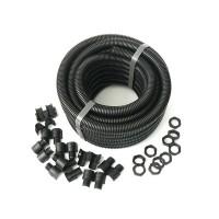 Termtech M25CONN-PK Contractor Pack Black M25