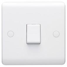 Volex D1070NR Switch 1Gang DP 20A