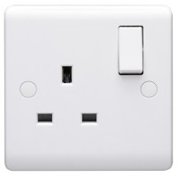 Volex Casa White Switches & Sockets