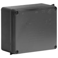 Wiska WIB3 Weatherproof Junction Box Black IP66 817N