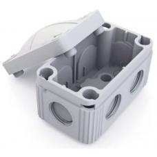 Wiska 10109901 Combi Junction Box 85x49x51mm Grey