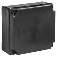 Wiska WIB5 Weatherproof Junction Box Black IP65 887N