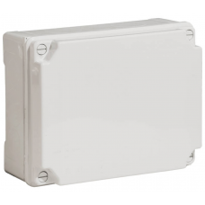 Wiska WIB5 Weatherproof Junction Box Grey IP65 887LH