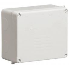 Wiska WIB3 Weatherproof Junction Box Grey IP65 817LH