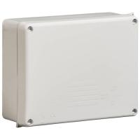 Wiska WIB4 Weatherproof Junction Box Grey IP65 886LH