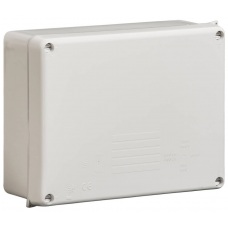 Wiska WIB4 Weatherproof Junction Box Grey IP65 886LH