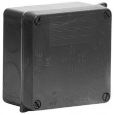 Wiska WIB1 Weatherproof Junction Box Black IP66 815N