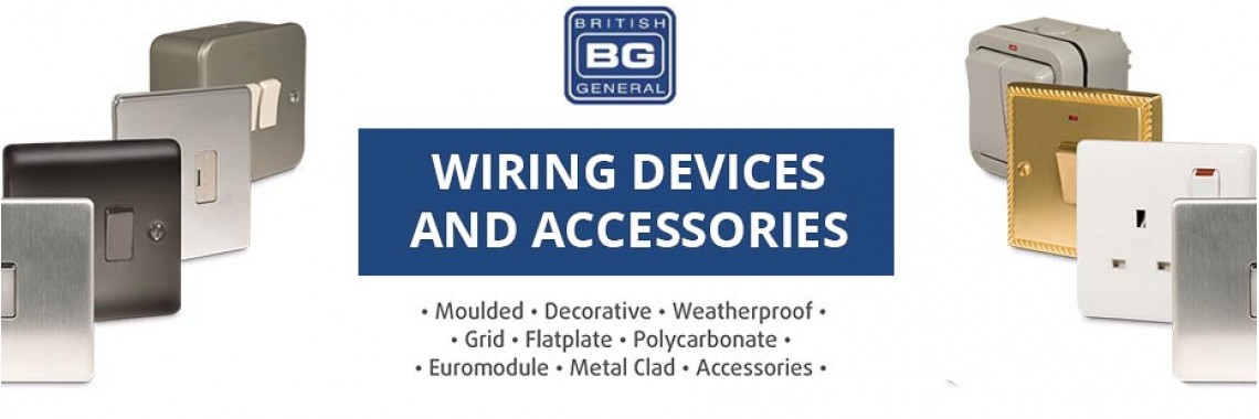 BG Wiring Accessories